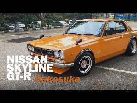 Nissan Skyline GT-R Hakosuka- in KL!