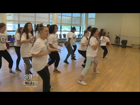 Summer Camp In Baltimore Trains Aspiring Broadway Stars