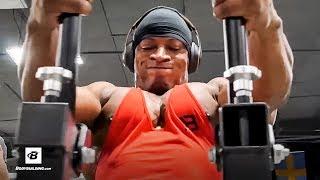 V-Taper High Volume Chest & Back Workout | IFBB Pro Chris Griffin