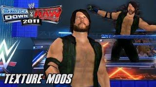 AJ Styles Giriş & Sonlandırıcı | WWE Smackdown vs Raw 2011 Doku Modifiye