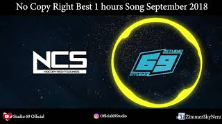 ⭐ NoCopyRight Radio 『09 18』Best of NCS 2018 Ultimate Gaming Music Mix 1 Hours September 2018 ⭐