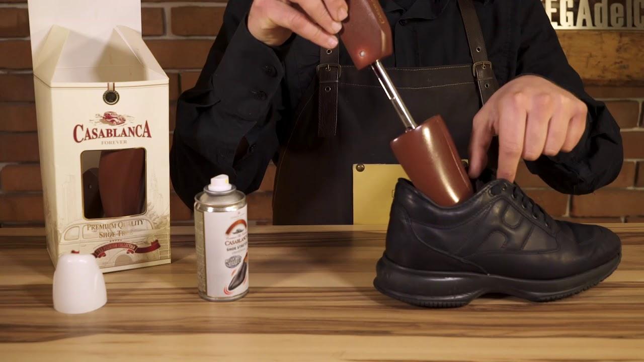 foto ufficiali prezzo ragionevole negozio del Regno Unito Come togliere le grinze dalle scarpe con tendiscarpe e spray allargascarpe  fai da te