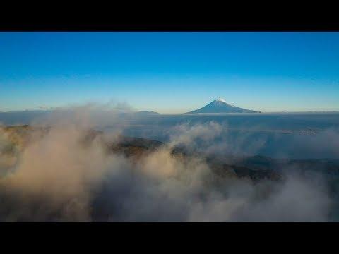 秋の富士山
