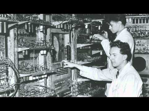 Manchester Baby: world's first stored program computer