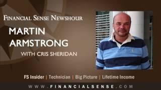 Martin Armstrong: Stock Market Bubble Still to Come