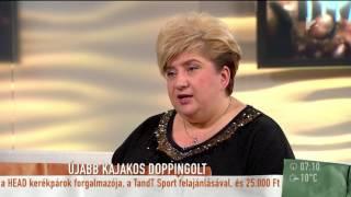 Így kelt ki magából Bárdosi Sándor a doppingbotrány miatt - tv2.hu/mokka