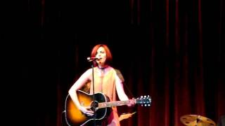 Anna Nalick - Catalyst - Renberg Theater - 10/15/11 - 2 of 8