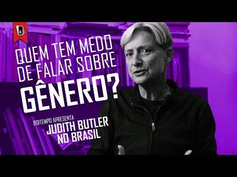 Judith Butler no Brasil | Quem tem medo de falar sobre gênero? [legendado]