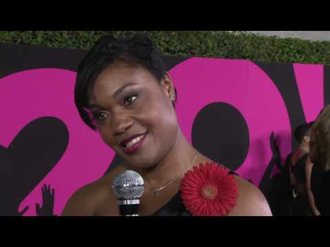 20th Ovation Awards  Red Carpet with Deidrie Henry