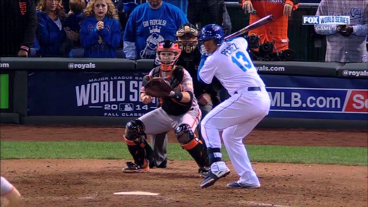 Giants Win 2014 World Series - Final Out