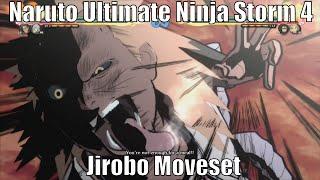 NARUTO SHIPPUDEN: Ultimate Ninja STORM 4   Sound 4 Jirobo Moveset (Awakening & Ultimate Jutsu)