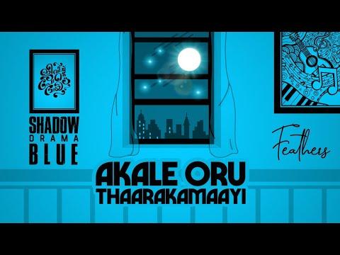 Akale Oru Thaarakamaayi | Nine | Shadow Drama | Cover Song | Abhi | Aslam | Feathers | Blue