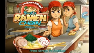 Ramen Chain /Introducing games/Lets Cook Noodles/Part 1