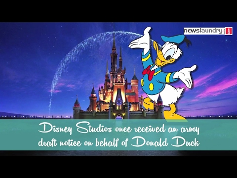 Happy 83rd Birthday Donald Duck!