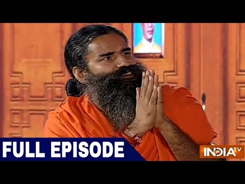 Swami Ramdev in Aap Ki Adalat (2017) (Full Interview)