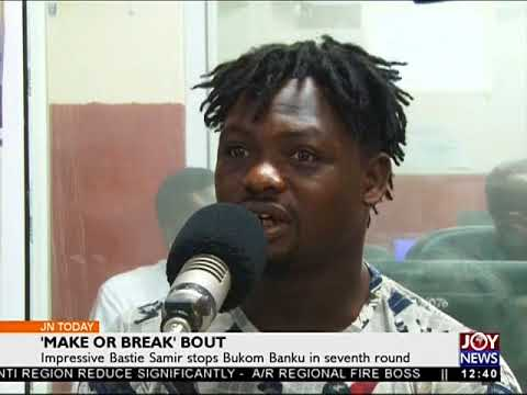 'Make or Break' Bout - Joy Sports Today (23-10-17)