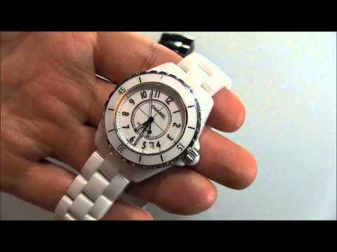 Chanel J12 38MM Ceramic Watch Review