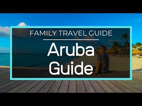 RARE STORM IN ARUBA! - Reese Family Vlog 91