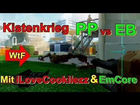 BLACK OPS 2 - BO2 | Kistenkrieg - Pink Panter vs. Eurobass [HD]