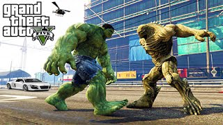 gta 5 mods hulk vs abomination gta 5 mod gameplay