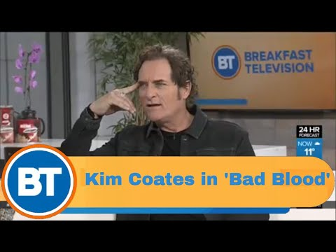 Kim Coates has 'Bad Blood'