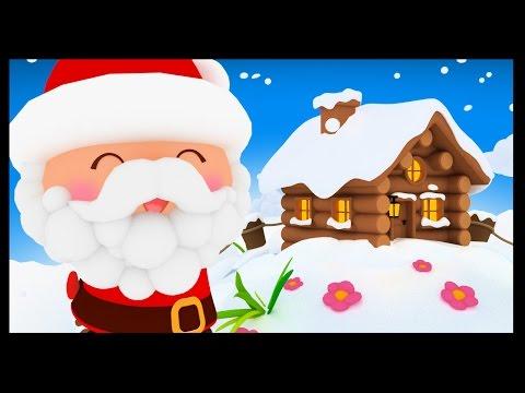 L'as-tu vu le petit bonhomme - Chansons de Noël et comptines avec le Papa Noël - Titounis