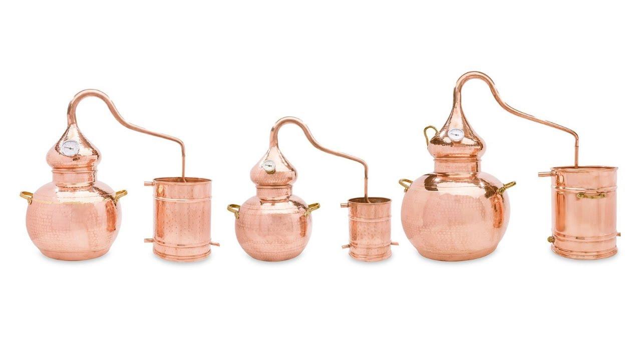 Copper Whiskey & Moonshine Stills | Whiskey Still Company
