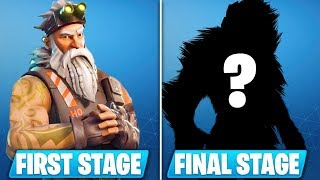 *NEW* SEASON 7 FINAL STAGE SKIN REVEALED! - Fortnite Battle Royale Season 7 Battle Pass Skins!