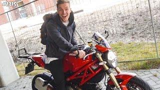 SUPER DIKKE MOTOR! - ENZOKNOL VLOG #1315