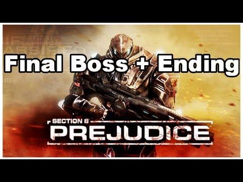 Section 8: Prejudice-Final Boss + Ending