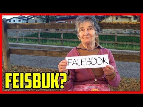 Nonni Leggono i Nomi dei Social Network - [Esperimento Sociale] - theShow