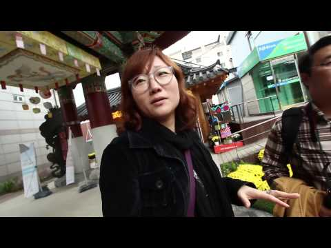 VLOG Day 5 - S.Korea for the Asia Animation Forum (AAF)