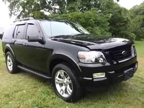 Sold 2010 Ford Explorer Xlt Sport 4x2 Ford Certified Call