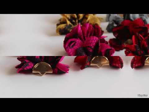 GUFEATHER,earring accessories,jewelry findings,flower jewelry decoration,diy earrings