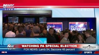 FNN: Pennsylvania special election between Lamb, Saccone coverage