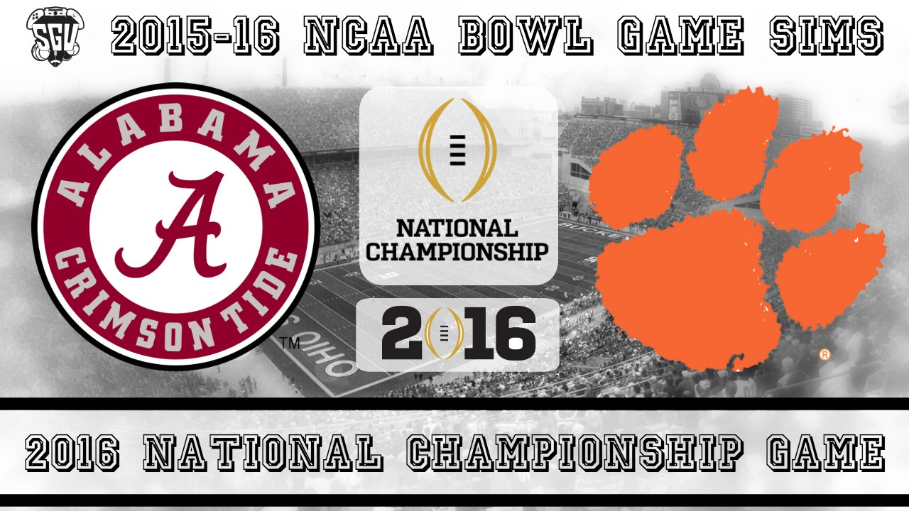ncaa national championship game yahoo ncaa football