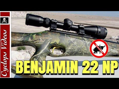 Benjamin Nitro Piston  22 Air Rifle Review