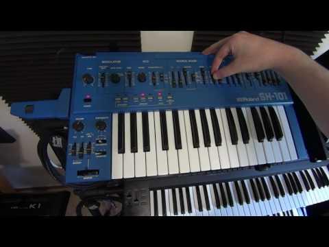 Synth Stuff Ep. 13 - Roland SH-101 Mp3
