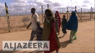 Somalis return to Kenya to escape drought at home