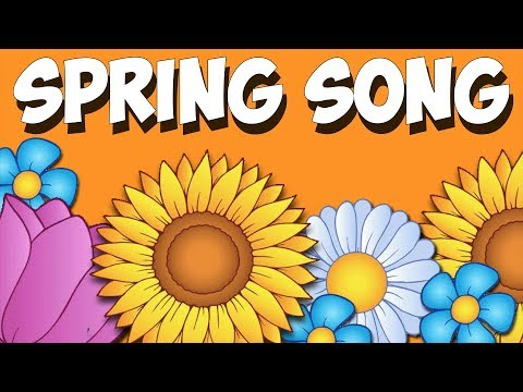 spring song- a 4 seasons song
