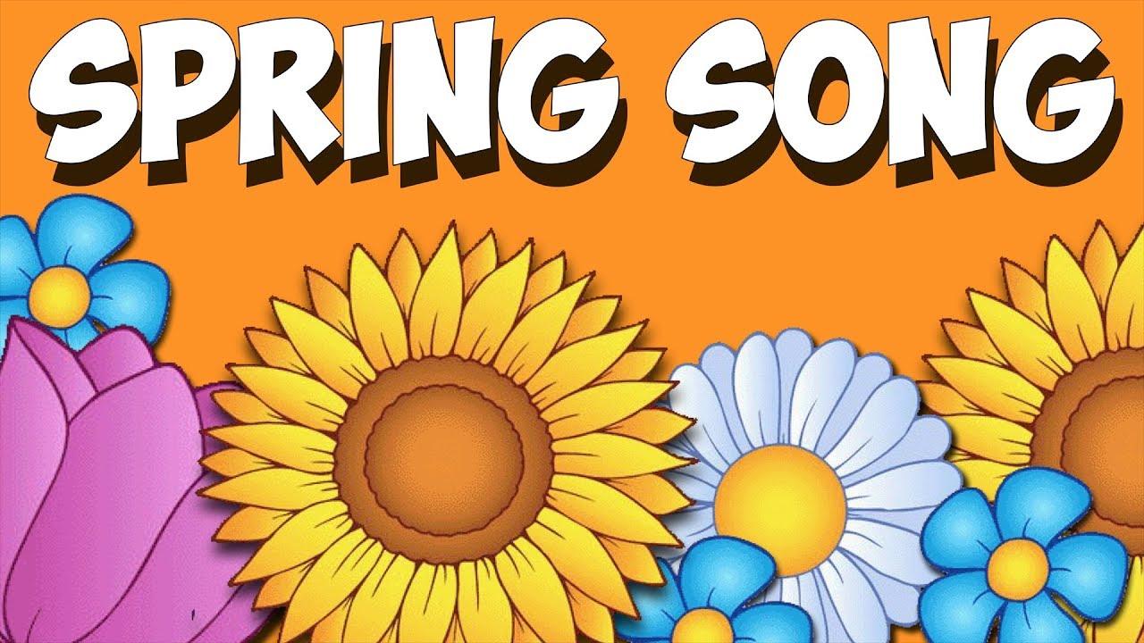 Spring Season Science Poem Mr Rs Science Poems