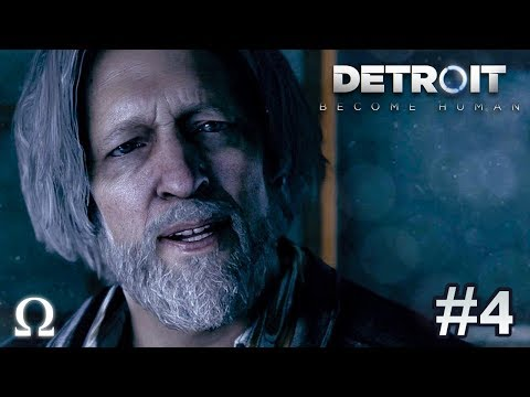 THERE'S ANOTHER DEVIANT ANDROID?! | Detroit: Become Human Episode 4 Gameplay Walkthrough