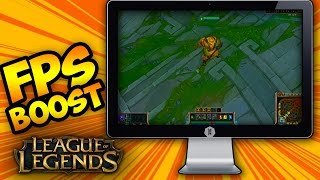 League of Legends FPS Boost(League of Legends fps boost, if you have any trouble with FPS playng League of Legends heres how to solve it! Earn REAL MONEY playing League of ..., 2015-05-11T12:24:30.000Z)