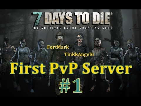 7 days to die how to start a server