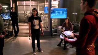 The Flash: S2E18 - Flash gives his speed to Zoom in return for Wally