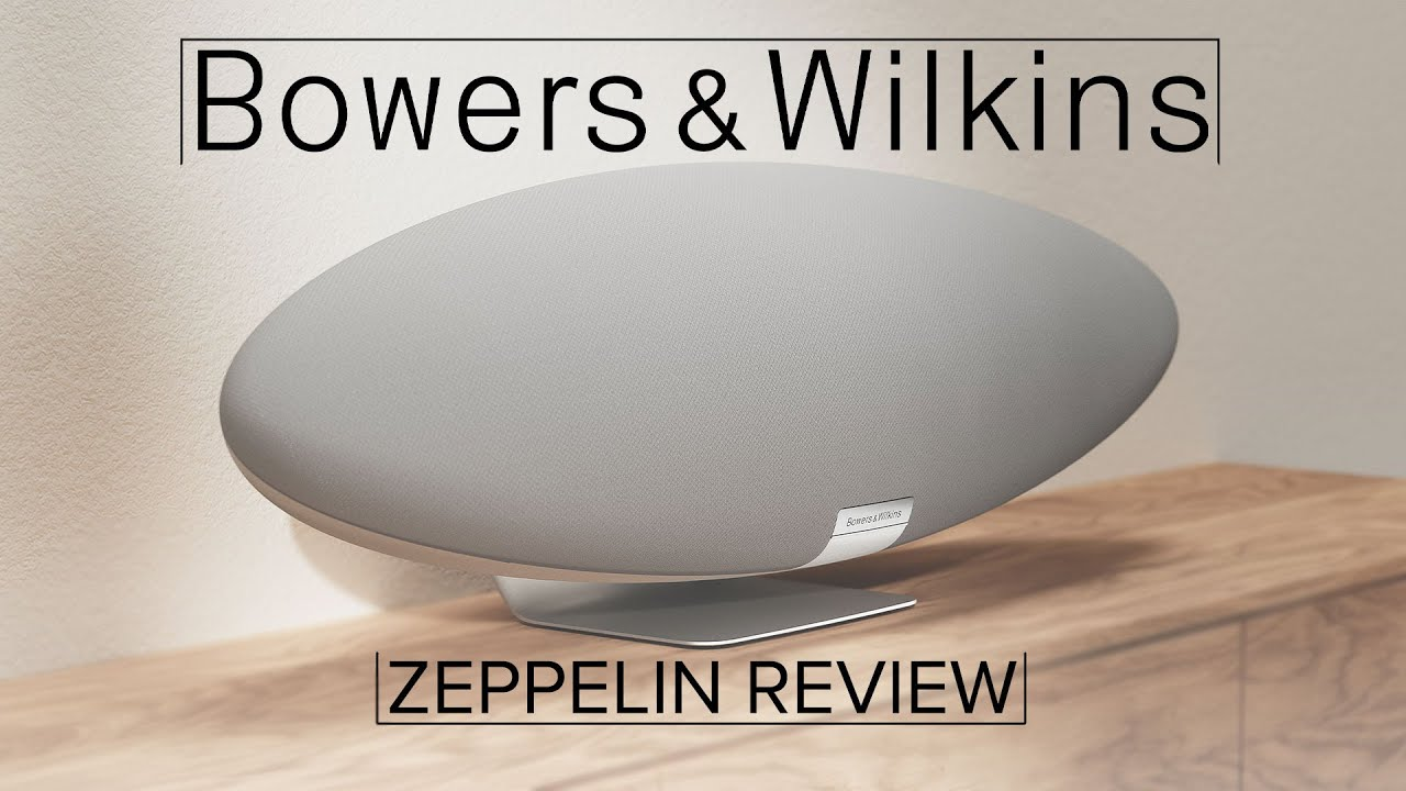 NEW Bowers & Wilkins Zeppelin Wireless Speaker 2021 | Back and Better than Before!