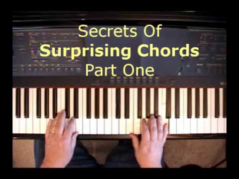Secrets Of Surprising Chords Part 1 - Chord Substitutions