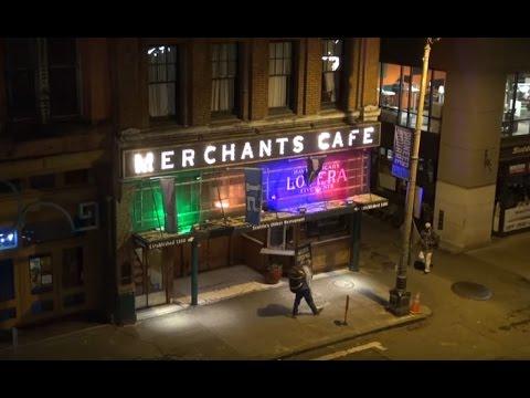 Merchant's Cafe, Seattle Washington's Oldest Bar - History and Tour