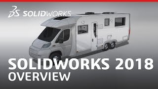 SOLIDWORKS 2018 Overview