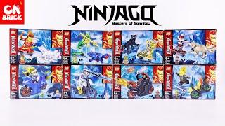 LEGO NINJAGO 818 82203 Unofficial lego lego videos